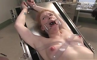 Servant Wild Nymph In Medical Fetish DOMINATION & SUBMISSION Sequence